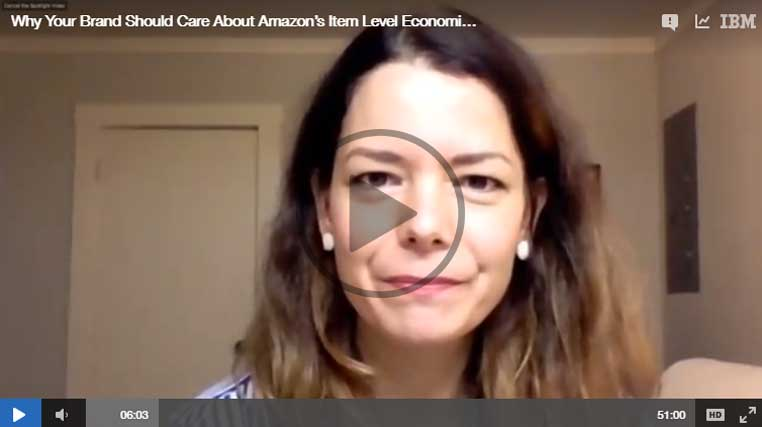 Andrea K. Leigh Consulting Why Your Brand Should Care About Amazon's Item Level Economics Webinar