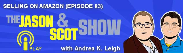 Andrea K. Leigh Consulting Selling on Amazon Podcast