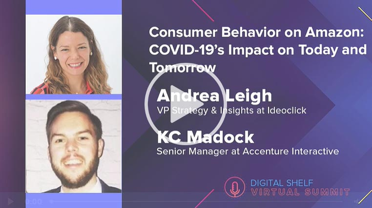 Consumer Behavior on Amazon: COVID-19's Impact on Today and Tomorrow