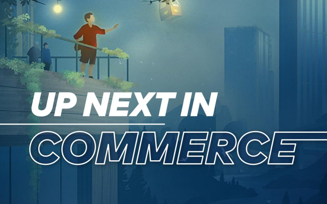 Guest Appearance on Salesforce's Next Up in Commerce Podcast