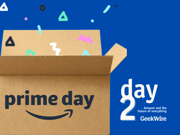 Geekwire's Day 2 Podcast Appearance: Economic Hangover From Pandemic Raises Stakes for Amazon's Big Event